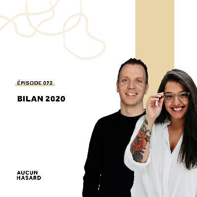 072 – Bilan 2020