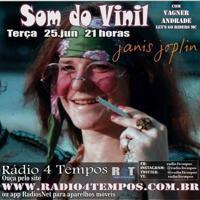 Rádio 4 Tempos - Som do Vinil 07:Rádio 4 Tempos