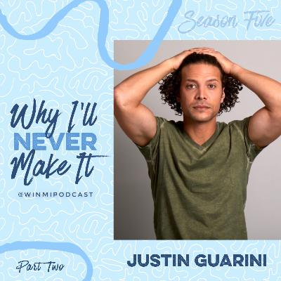Justin Guarini (Part 2) - Lessons Learned from His Broadway Career after American Idol
