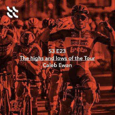 Caleb Ewan | The highs and lows of the Tour