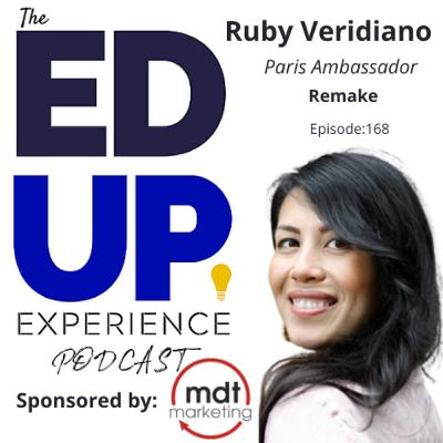 168: Sustainable Fashion, the Global Perspective - with Ruby Veridiano, Paris Ambassador, Remake