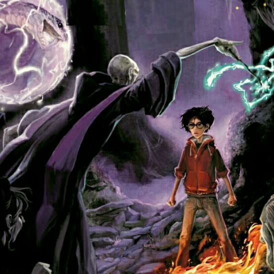 Harry Potter 7 | Ch:35 -King's Cross-