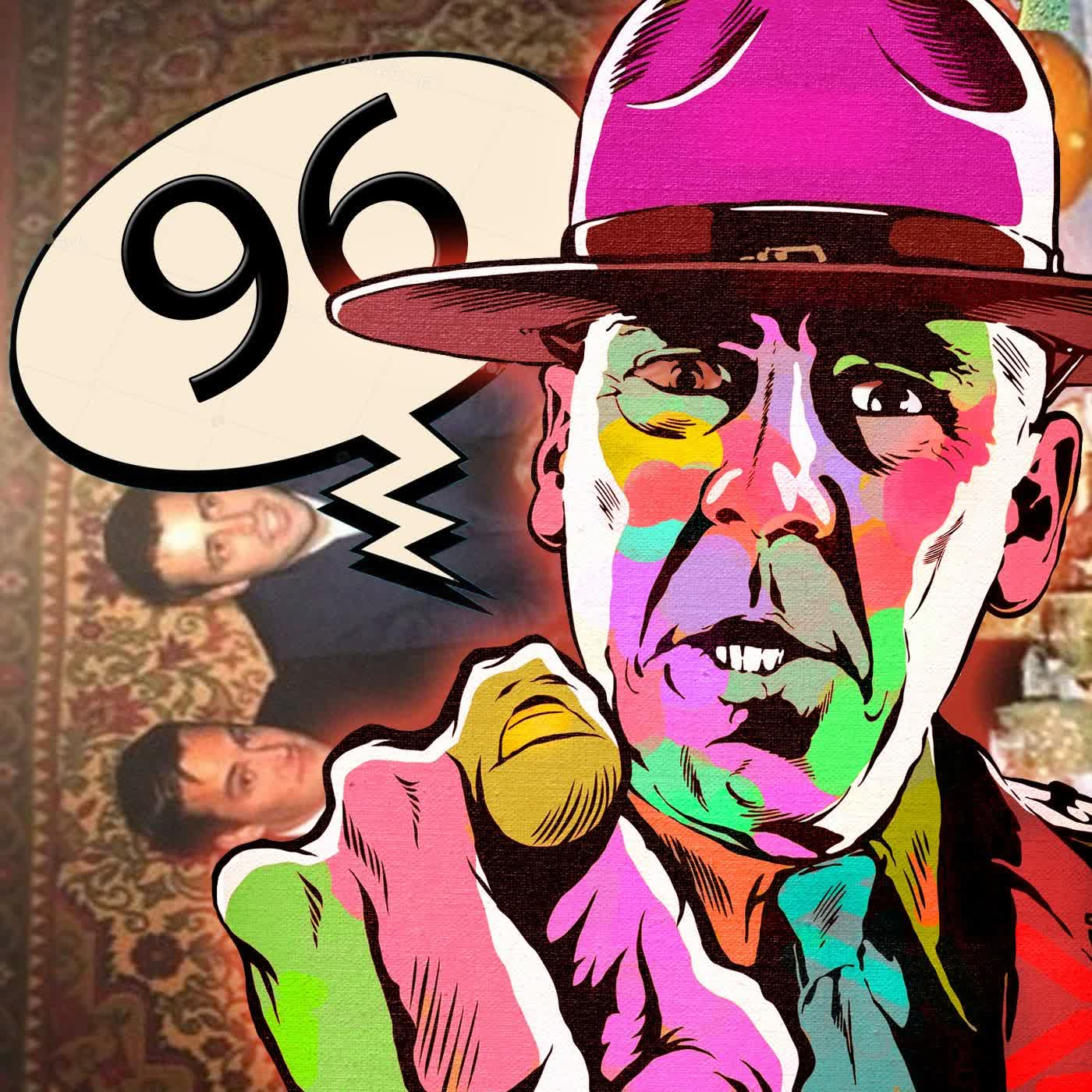 96 - Запрет мата в соцсетях, Сериал Друзья в России 90-тых
