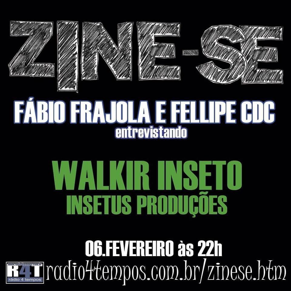 Rádio 4 Tempos - Zine-se 122