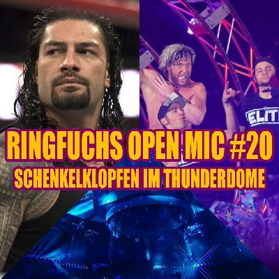 Ringfuchs Open Mic #20 – Schenkelklopfen im Thunderdome