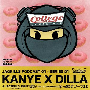 A JAGSKILLS JOINT - KANYE X DILLA - COLLEGE DONUTS