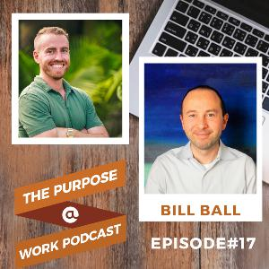 #17 Bill Ball - Director of Learning & Development @DISYS: Shifting From Manager to Leader and The Coaching Approach