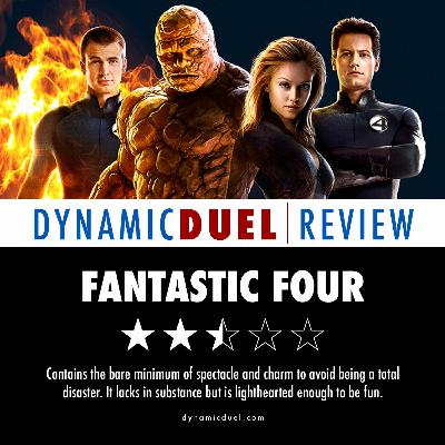 Fantastic Four (2005) Review