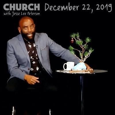Was Jesus Weak? (Church 12/22/19)