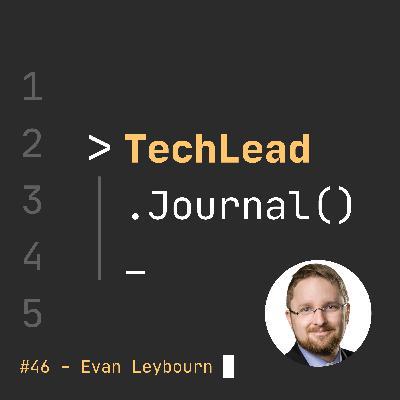 #46 - Business Agility - Evan Leybourn