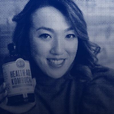 Vanessa Dew, Co-Founder of Health Ade Kombucha