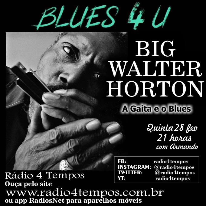 Rádio 4 Tempos - Blues4U 04:Rádio 4 Tempos