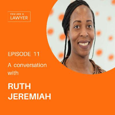 Ruth Jeremiah - Analyst and Lawyer