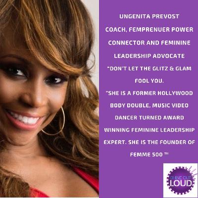 Foster Care to building Global Femprenuers with Ungenita Prevost