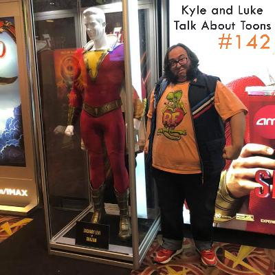 Kyle and Luke Talk About Toons #142: ADHQ