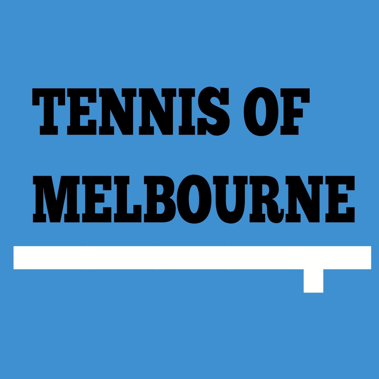 Tennis of Melbourne