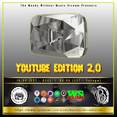 The Moody Without Music Stream EP43 - #Youtube Edition 2.0