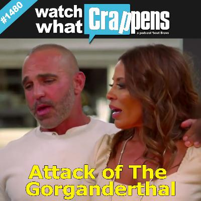 RHONJ: Attack of The Gorganderthal