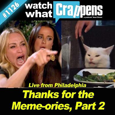 RHOBH: Thanks for the Meme-ories, Part 2 — Live from Philadelphia