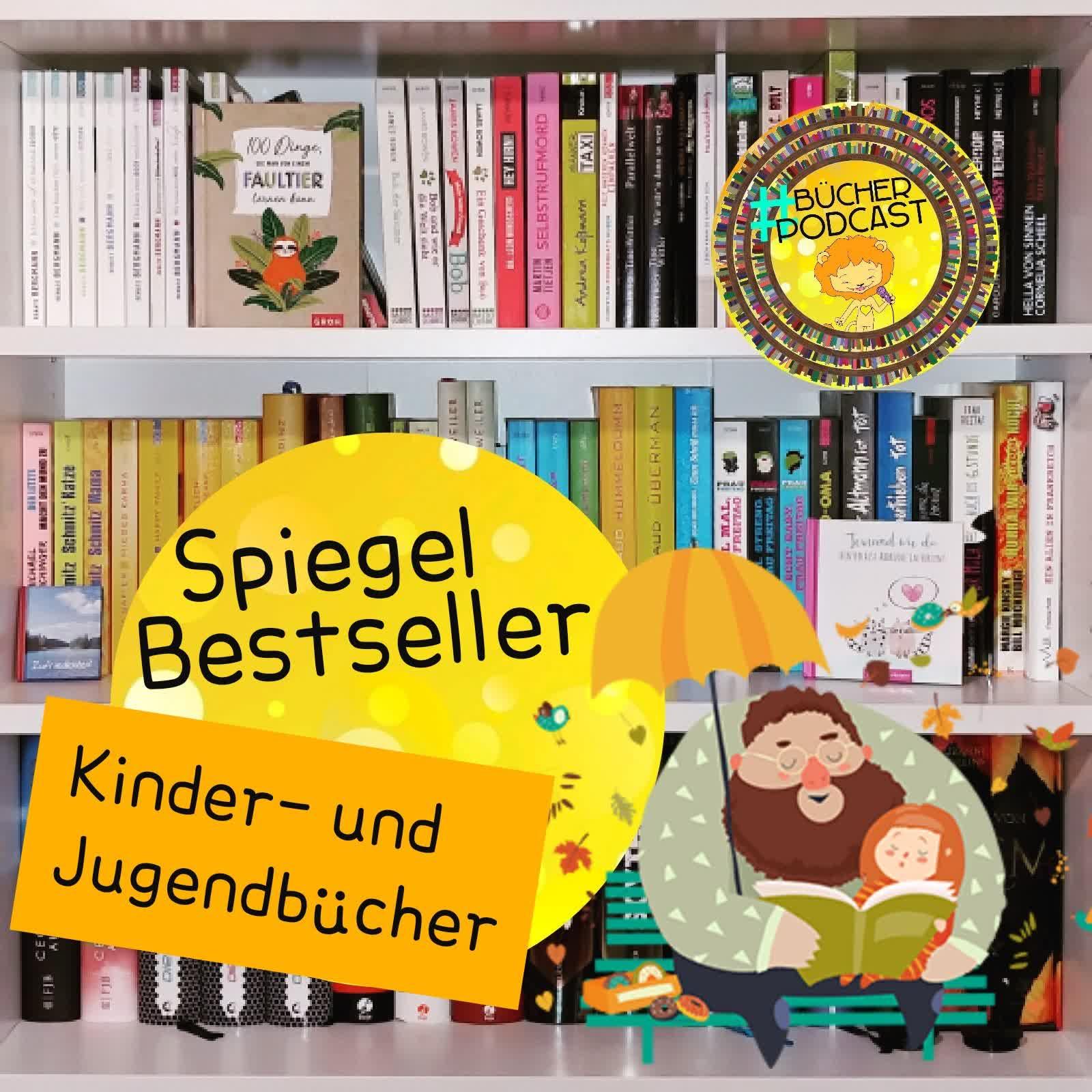 Spiegel Bestseller Kinder- und Jugendbücher