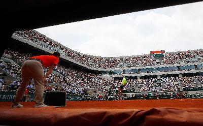 Mitos de Roland Garros