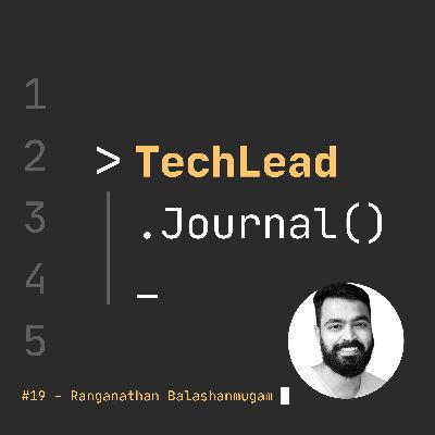 #19 - Scaling Collaboration Across the Globe - Ranganathan Balashanmugam