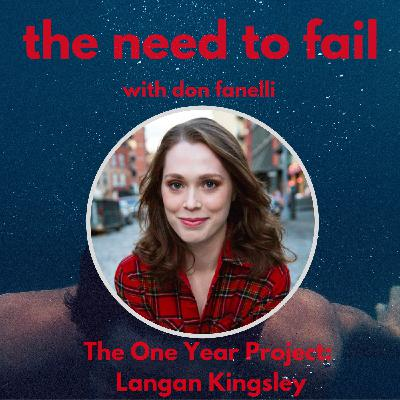The One Year Project: Langan Kingsley (Parts 1 & 2)