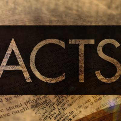 Acts Series - Part 7