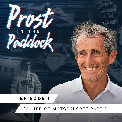 #1 – A life of motorsport (part 1)