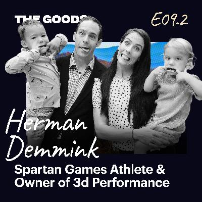 E09.2 - How Herman Demmink prepared for the world's first Spartan Games