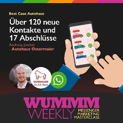 Andreas Jerchel - Wie hilft Euch WhatsApp besser Autos zu verkaufen?
