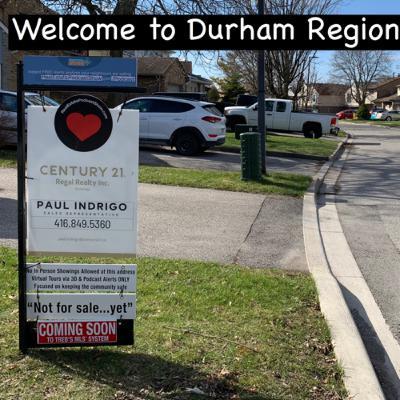 Bonus Series: Welcome 🙏 to Durham Region. Part 1