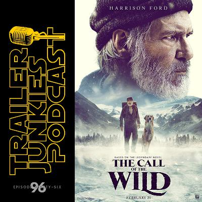 Call of the Wild, The Irishman, & The Way Back
