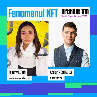 #94 CE ESTE UN NFT? Despre Non-fungilble tokens, crypto art, blockchain pentru artiști și content