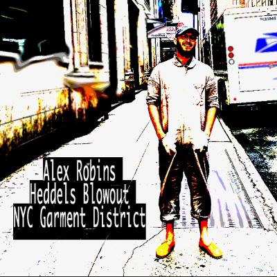 4 - NYC Garment District with Blluemade's Alex Robins