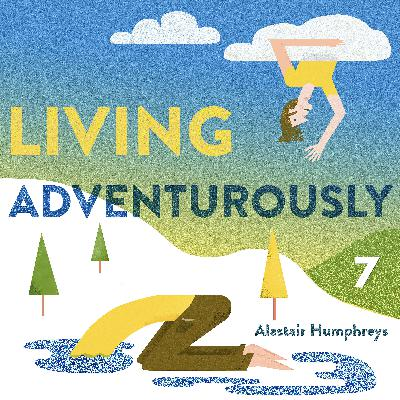 The Inspirations and Limitations for Women Getting into the Outdoors - Living Adventurously episode #7