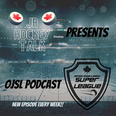 OJSL on Jr Hockey Talk - OJSL President Dwayne McKillop