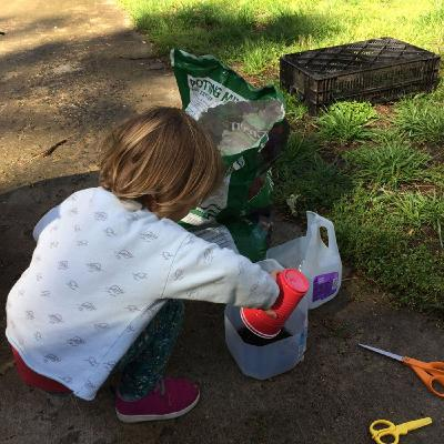 Episode 06 Part 2 - Gardening with Children