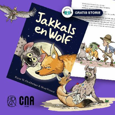 'n Storie uit Jakkals en Wolf: Die rondekop gedierte