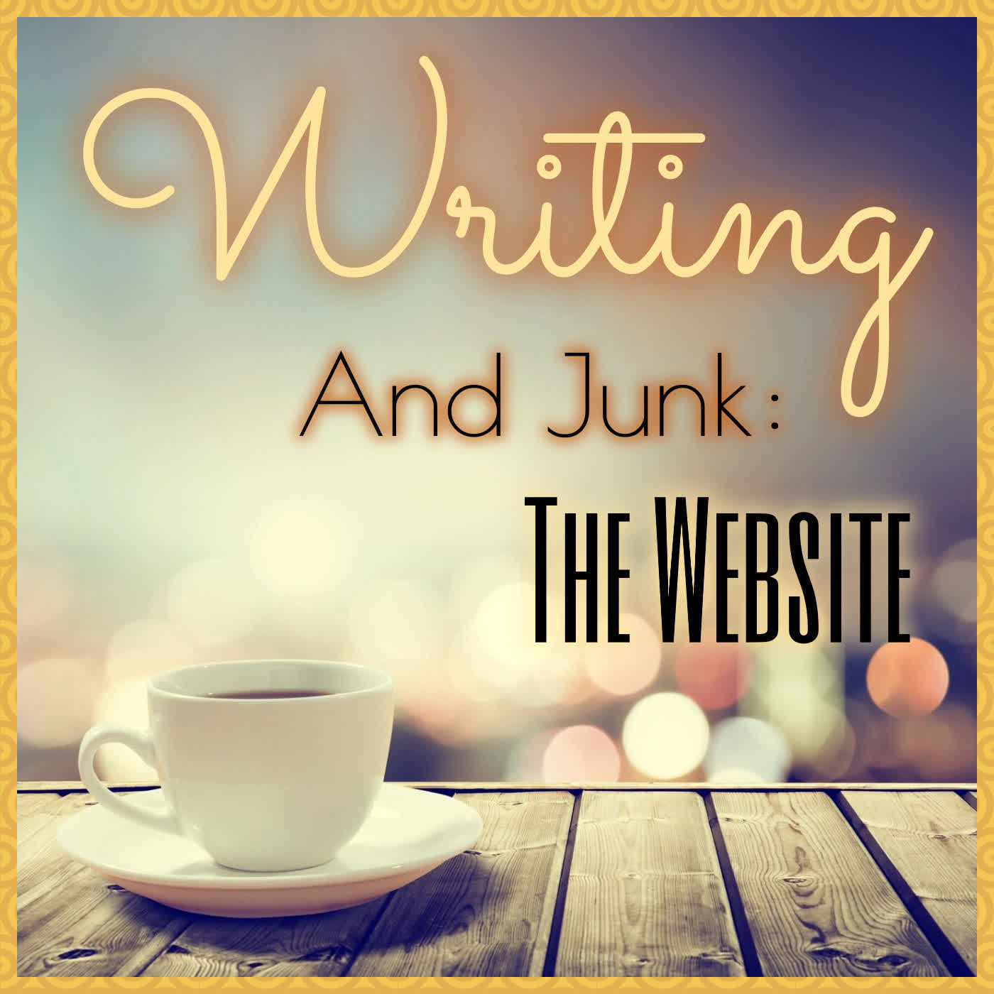Writing & Junk - The Website