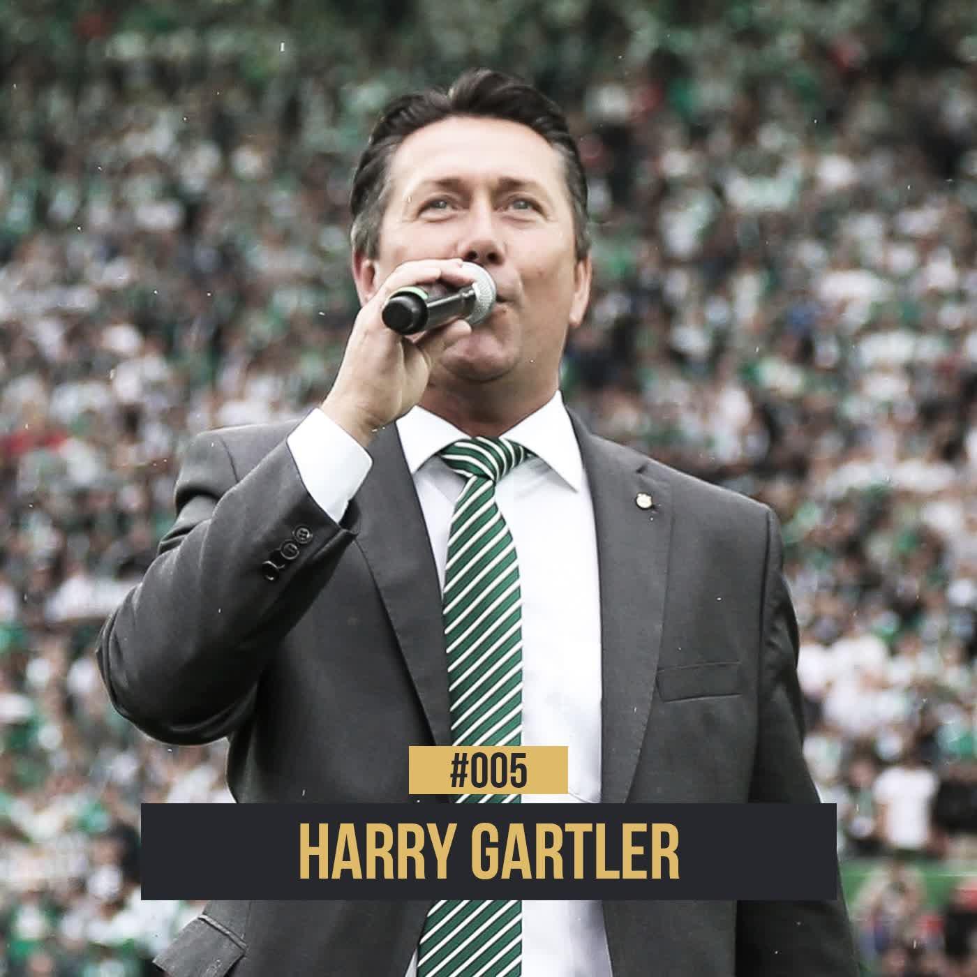 #005 Harry Gartler: Österreichs Stadion-Mastermind