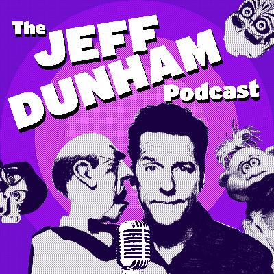 The Jeff Dunham Podcast #004: David Copperfield