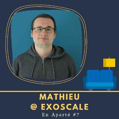 🛋️ En Aparté #7 - Le podcasteur Mathieu