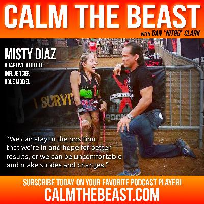 19: Misty Diaz    Adaptive Athlete, Influencer, Role Model.