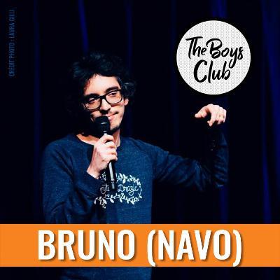 Bruno (Navo) : encore mieux que la branlette entre potes