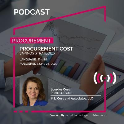 84. Procurement cost savings strategies