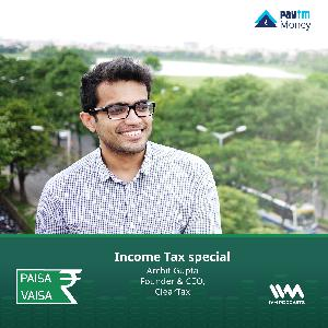 Ep. 194: Income Tax Special