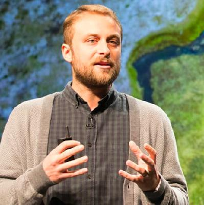 Using technology for cutting edge conservation with Shah Selbe