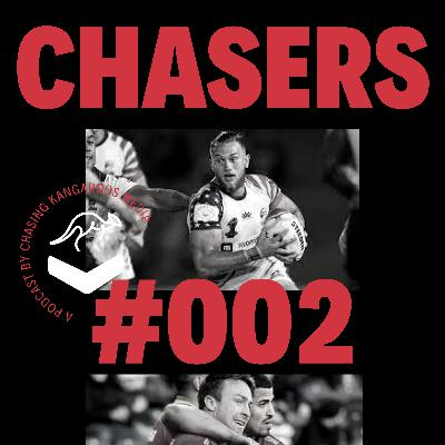CHASERS | NARL Postponed, and more (002)