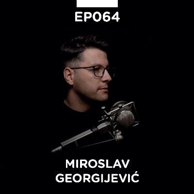 EP 064: Miroslav Georgijević, stock fotografija - Pojačalo podcast